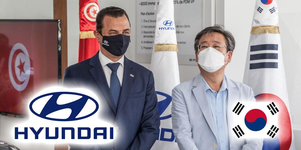 L'ambassadeur coréen félicite Alpha Hyundai Motor pour ses performances