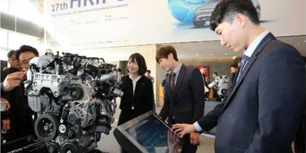 Hyundai Motor Group présente sa nouvelle gamme de moteurs