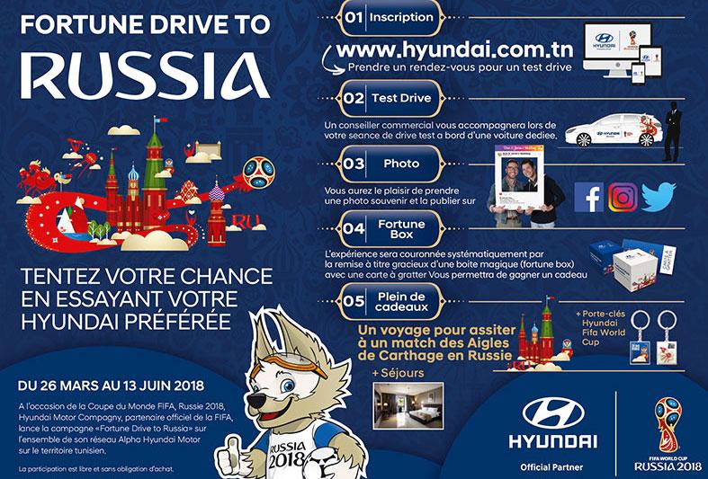 En 5 étapes : Comment partir en Russie avec Hyundai