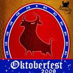 Oktoberfest au boeuf sur le toit