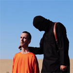 هو الثالث من نوعه: تنظيم داعش يعلن إعدام عامل إغاثة بريطاني