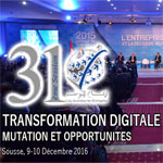 L'Entreprise et la transformation digitale thème des journées de l'Entreprise 2016