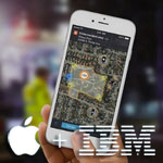 Apple et IBM lancent la première vague d'apps IBM MobileFirst for iOS