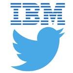 Twitter et IBM annoncent un partenariat pour transformer la prise de décision en entreprise