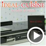 En vidéo : IDÉAL CUISINE se démarque avec ses créations à la foire de la cuisine