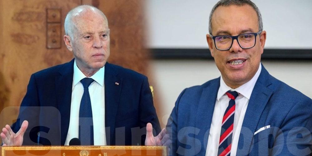 الخميري: رئيس الجمهورية يتحمل مسؤولية تعطيل دواليب الدولة