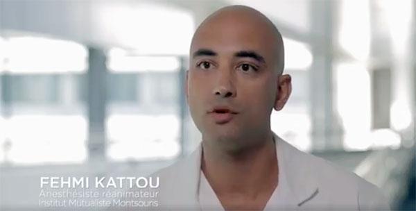 En vidéo : Un tunisien révolutionne la prise en charge des patients en chirurgie cardiaque à Paris