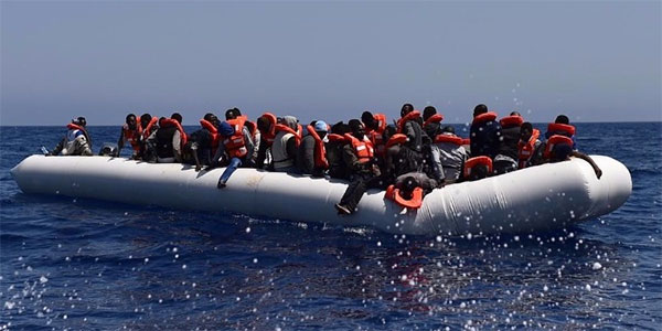 ليبيا : فقدان أثر 97 مهاجر غير شرعي بينهم 3 نساء وطفل