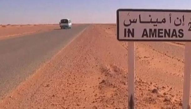 L'armée algérienne arrête un terroriste armé, jusqu'aux dents à In Amenas