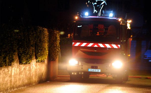 5 morts, dont 4 enfants, dans l'incendie d'un immeuble en France