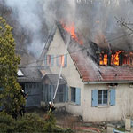 Jendouba: Cinq enfants sauvés miraculeusement d'un incendie
