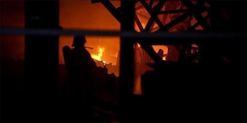 مصرع 7 مرضى إثر اندلاع حريق بمستشفى شمالي مصر