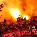 Une explosion à Indianapolis fait deux morts et plusieurs maisons détruites