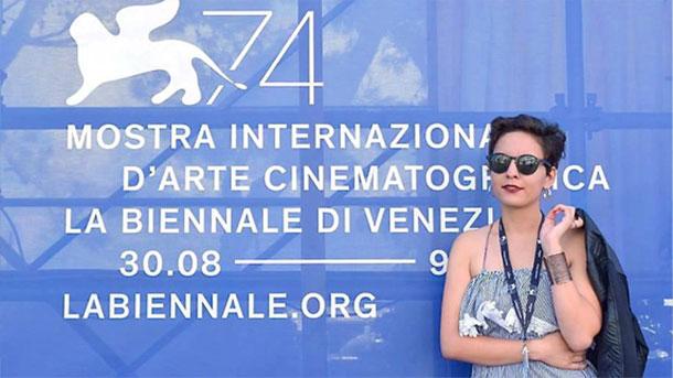 Inès Arsi fait partie du Jury du Prix UNIMED de La 74e Mostra de Venise