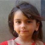 Ramallah : heurtée par le véhicule d'un colon, Ines 5ans est morte