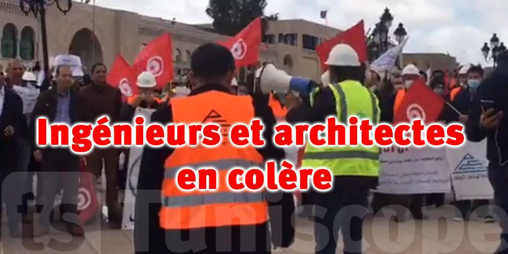L'entêtement du gouvernement met les ingénieurs et architectes à nouveau en colère
