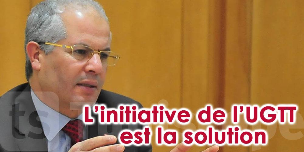 ''L'initiative de l'UGTT est la solution''