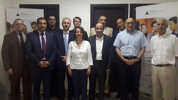 Mohamed Chaabouni, Président Directeur Général de Vivo Energy Tunisie, succède à Ahmed Bouzguenda à la tête de INJAZ Tunisie