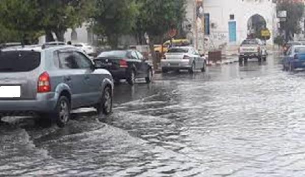 Djerba inondée et les moyens de secours manquent terriblement !