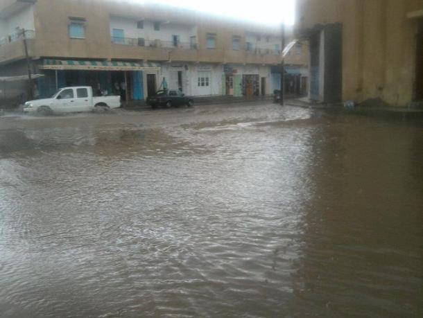 اللجنة الجهوية لمجابهة الكوارث بجندوبة تدعو إلى رفع سقف الحذر في موسم الأمطار