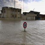 احتقان في بوسالم: المدينة تغرق والوالي يقرر استئناف الدروس غدا