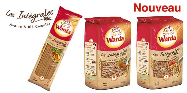 En vidéo : Découvrez les intégrales à base de blé complet et avoine de Warda