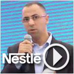 Rachid Khattat, PDG de Nestlé Tunisie présente la vision nutrition, santé, bien-être