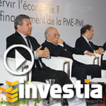 En vidéo : Inauguration officielle de INVESTIA 2014, salon de la bourse et des services financiers