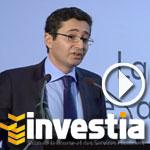 En Vidéo-Fadhel Abdelkefi à Investia 2014 : Il faut prendre des mesures pour inciter les investisseurs à entrer en bourse