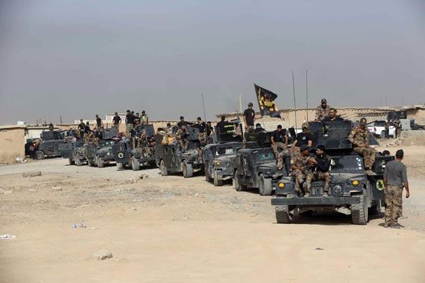 Plus de détails sur la bataille de Mossoul