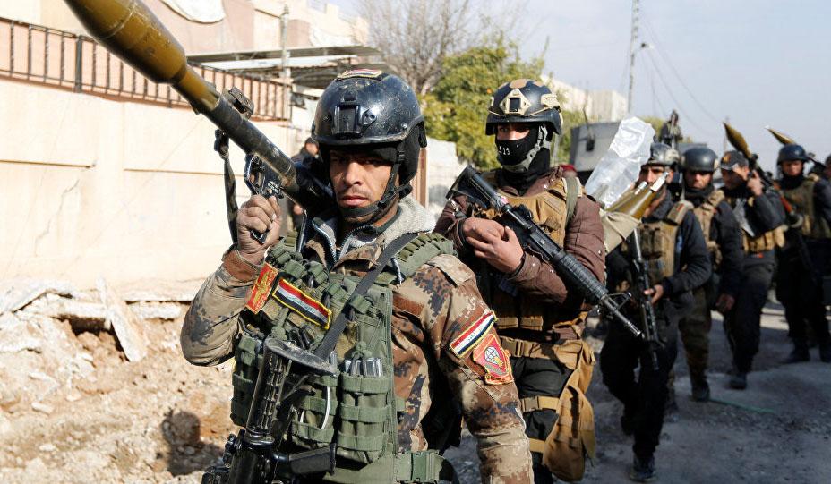 قوات عراقية تحرر مطار الموصل بالكامل