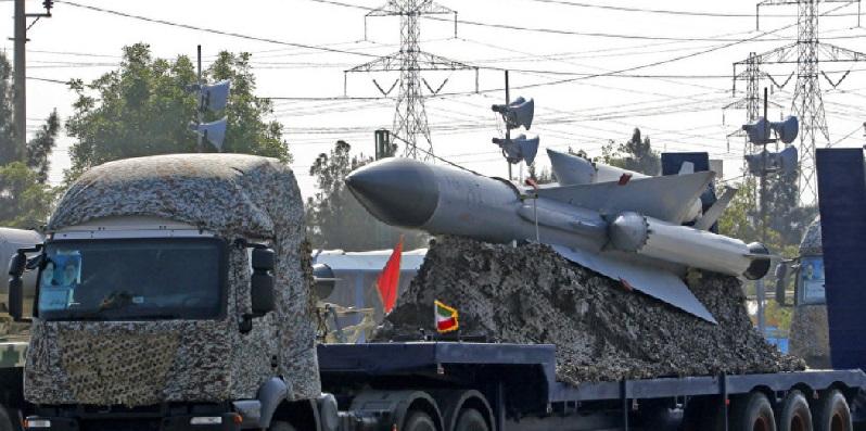 إيران تهدد بضرب إسرائيل وأمريكا إذا ارتكبتا أي خطأ
