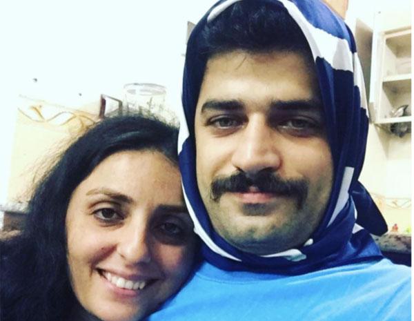 في إيران : الرّجال يرتدون الحجاب بدلاً عن زوجاتهم