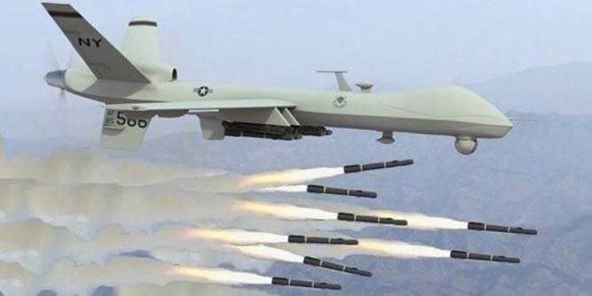 مقتل 4 دواعش بقصف جوي على الموصل