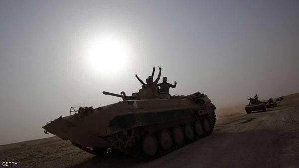 القوات العراقية تبدأ تطهير مطار ''جنيف'' من الألغام