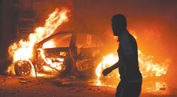 تفجيران انتحاريان لداعش بسوق شعبي بمدينة الصدر العراقية