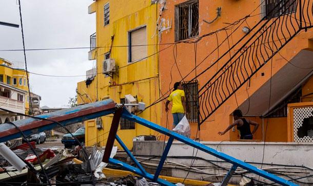 Après Irma et avant Jose, course contre la montre aux Antilles