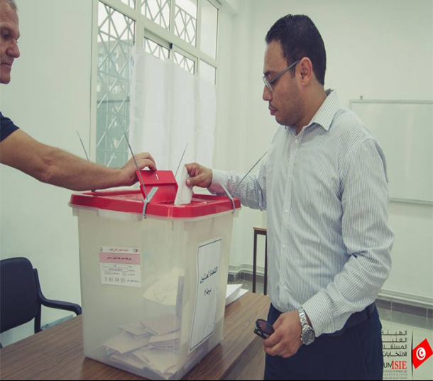 النتائج الأولية لانتخابات المجلس الأعلى للقضاء