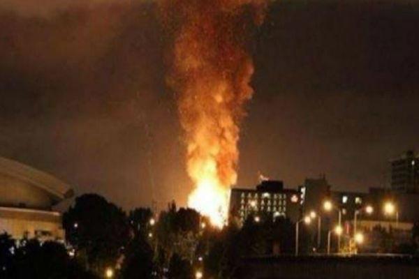 وسائل إعلام: قصف إسرائيلي قرب مطار دمشق الدولي