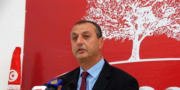 Congrès d'Al-Joumhouri : Issam Chebbi est le seul candidat au poste de secrétaire général