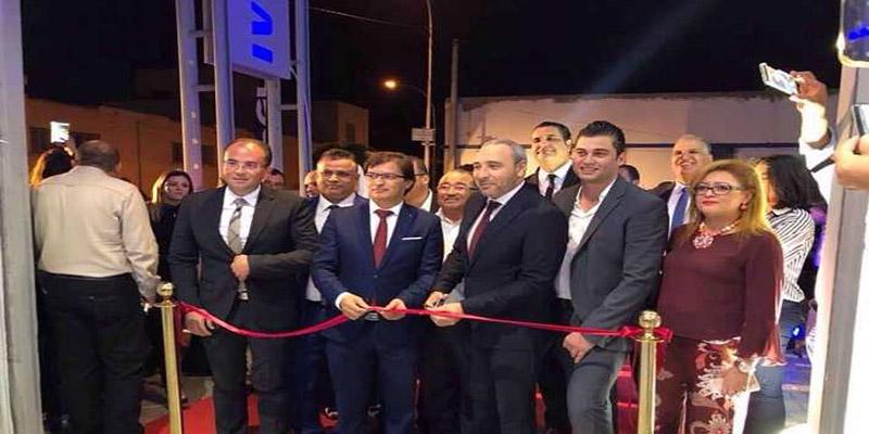 Inauguration de la deuxième agence agréée Italcar à Sfax