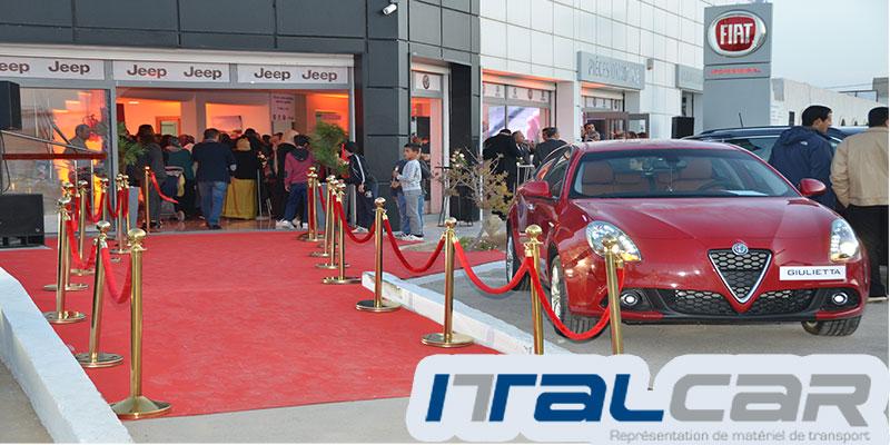 ITALCAR inaugure sa deuxième agence à Djerba
