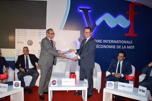 Italcar et Afrique Assistance signent un contrat de partenariat
