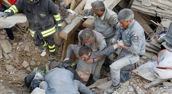 زلزال إيطاليا.. ارتفاع حصيلة القتلى إلى 247