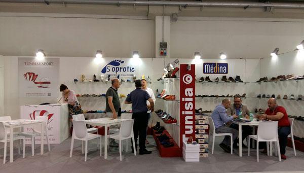 Participation tunisienne au salon de chaussures « Expo Riva Schuh » en Italie