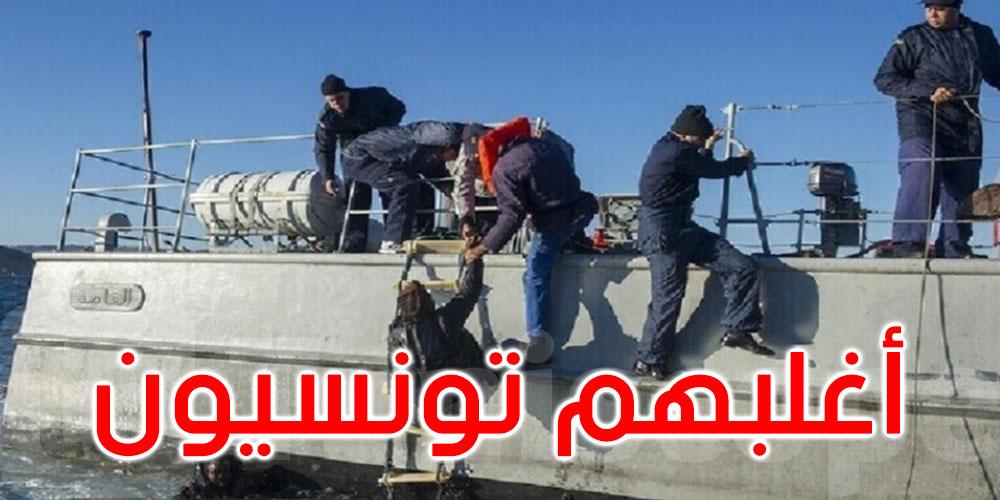 أغلبهم تونسيون: استمرار تدفق المهاجرين إلى جزيرة لامبيدوزا الإيطالية