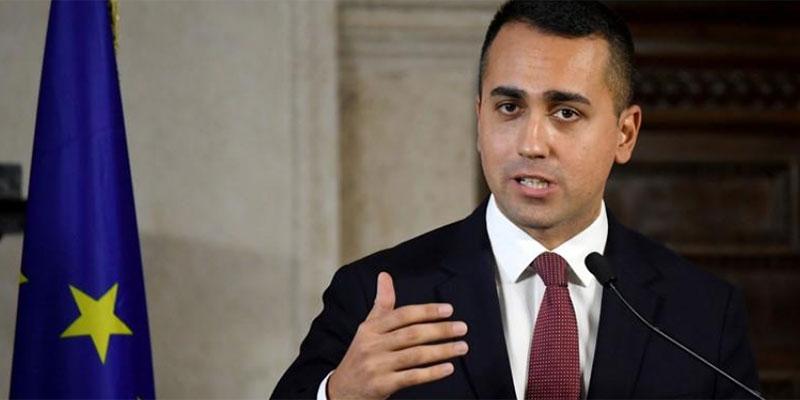 إيطاليا تقول إنها ستحظر صادرات الأسلحة لتركيا