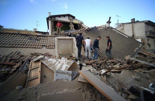 Séisme en Italie : A priori, il n'y a pas de tunisiens parmi les victimes