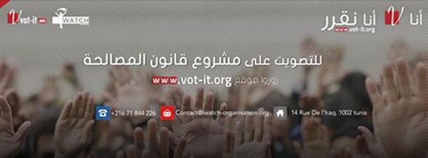Un site web,  spécial citoyens, pour voter les projets de loi qui les touchent de près
