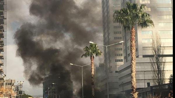 Explosion à Izmir, Turquie : Les assaillants tués par la police